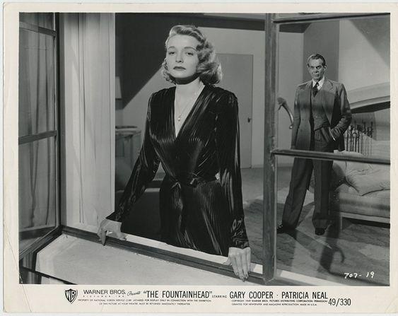 Raymond Massey, Patricia Neal - The Fountainhead