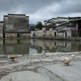 ©UNESCO / G. Boccardi - China - Yi county, Huangshan city, Anhui Province - Ancient Villages in Southern Anhui – Xidi and Hongcun