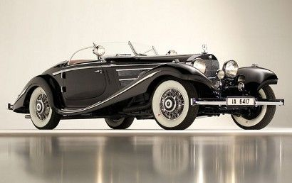 Mercedes 540K Special Roadster tops Pebble Beach at $11,700,000