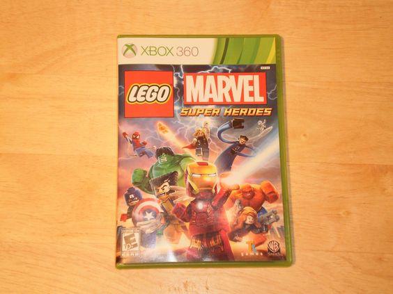 LEGO Marvel Super Heroes (Microsoft Xbox 360 2013) https://t.co/DgZEokOLLO https://t.co/Ao7japlhSd