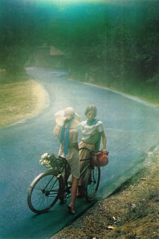 you were on your way to my house, i was on my way to yours.  by david hamilton: