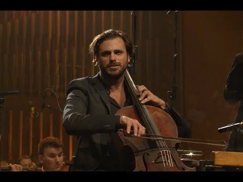 Great Music For A Quiet Winter Evening The Swan With The Zagreb Philharmonic Orchestra At His Classical Solo Concert Cello Music Best Songs Classical Music