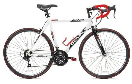 Buy Gmc Denali Road Bike 21 Speed 22 5 Aluminum Frame Men