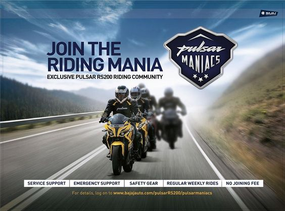 Bajaj launches Pulsar Maniacs and The Avenger Gods communities to celebrate World Motorcycle Day https://blog.gaadikey.com/bajaj-launches-pulsar-maniacs-and-the-avenger-gods-communities-to-celebrate-world-motorcycle-day/