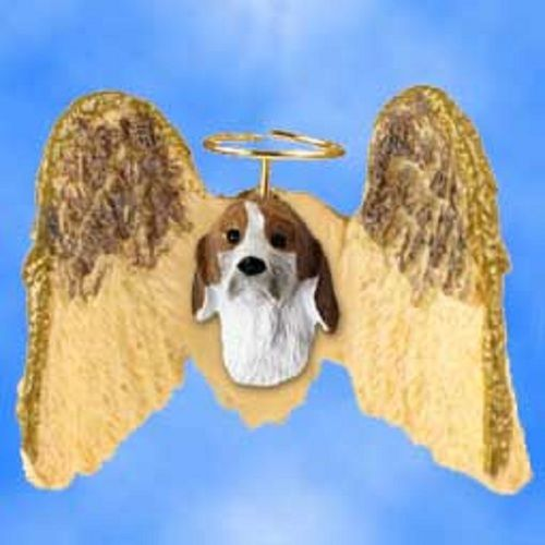 American Foxhound Angel Magnet