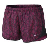 "Nike Dri-FIT 3.5"" Modern Tempo Shorts - Women's - Pink / Black"