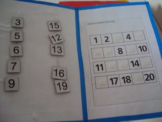 Material TEACH early childhood assessment ideas - add some color matching to this.... RH