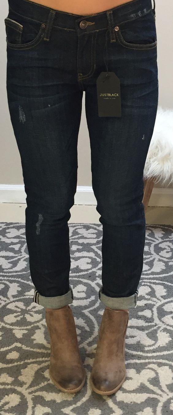 Boyfit Slim Jeans