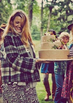How Blake Lively celebrated her baby shower