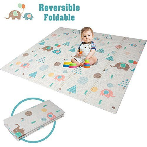 Play Mat Folding Baby Care Xpe Playmat