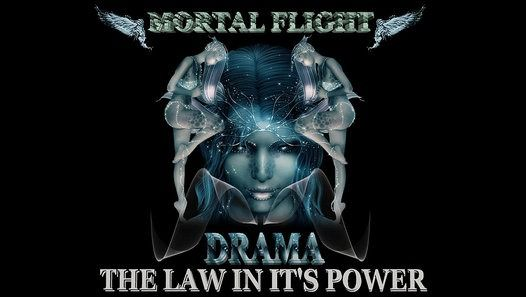 Mortal Flight - The Law in its Power (Davide Detlef Arienti - Mark Podolsky) Epic Emotional Voice  Drama 2016