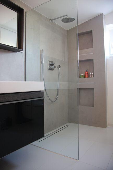 Duschkabine Bad u2026 bathroom Pinterest Bath, Interiors and House - boden für badezimmer