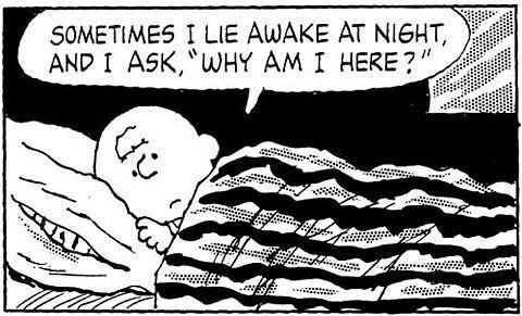 it happens to me too... #Calvin