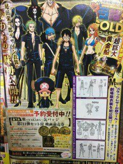 Phim One Piece Film Gold