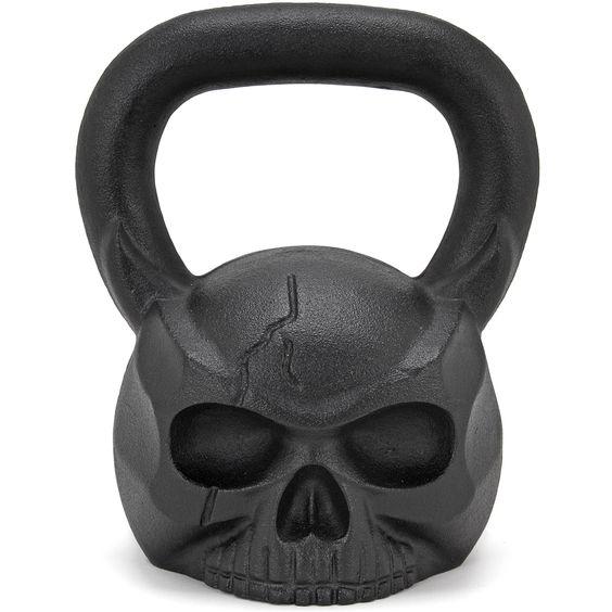 Premium Skull Kettlebell 20kg