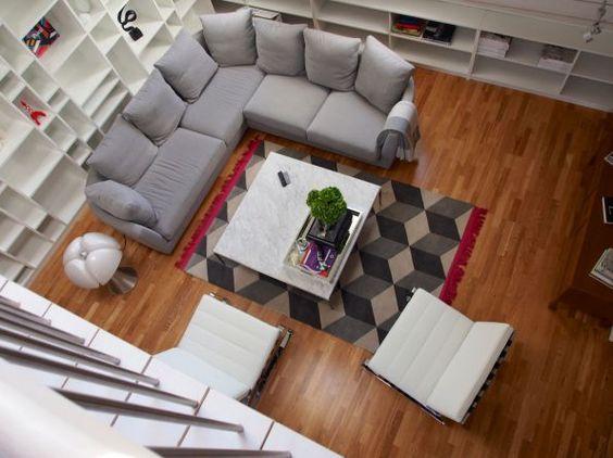 D coration loft luxembourg am nagement ameublement for Architecte interieur luxembourg