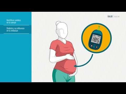 sintomas diabetes en embarazo