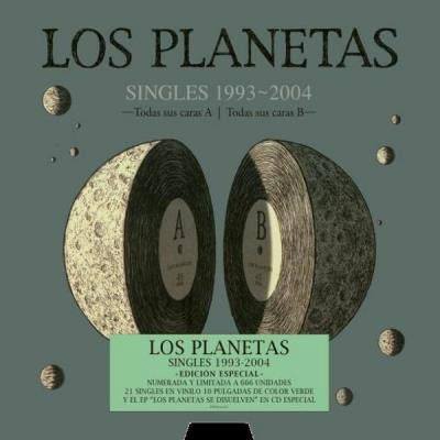 Los Planetas - Singles 1993-2004 (Box Set, Compilation, Limited Edition, Numbered, Reissue) | Discogs