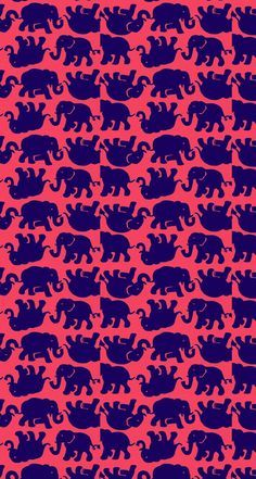 lilly pulitzer iphone wallpaper elephant - Google Search