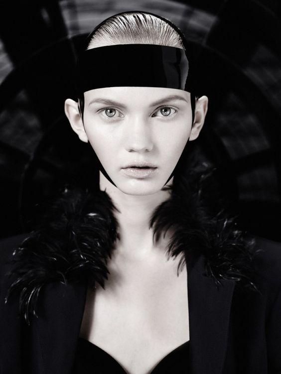 "Angel gótica :: ""Beyond Darkenss"" by Angela Improta / Forget Them  on Feb2"