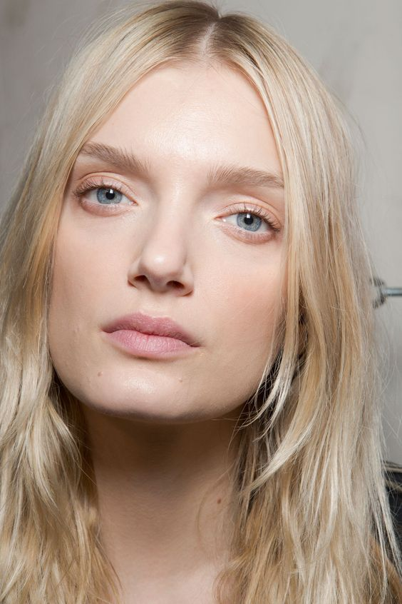 Chloé at Paris Fall 2015 (Backstage)