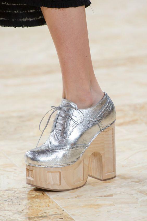 Cool Fall Platform Shoes