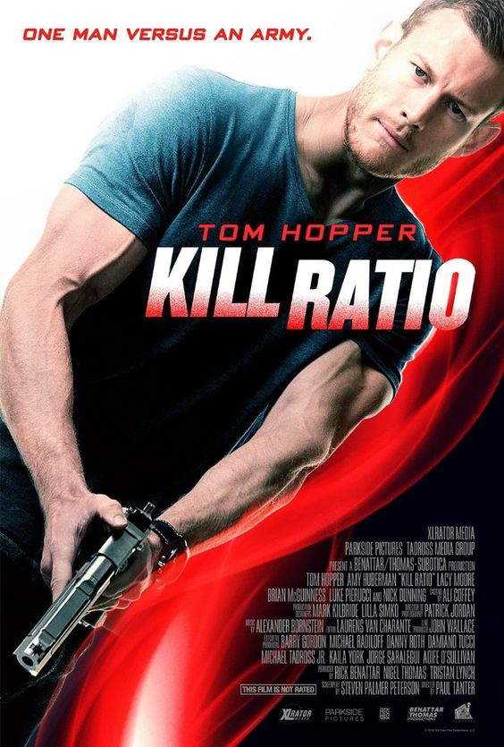 Kill Ratio (2016) Full Movie HDRip 720p