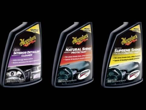 Youtube With Images Meguiars Interior Quick Detailer