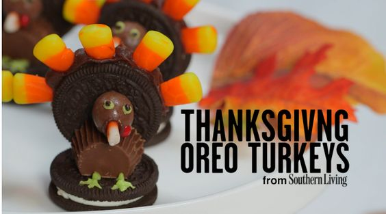 http://www.southernliving.com/food/thanksgiving-chocolate-candy-turkeys-video?xid=socialflow_facebook