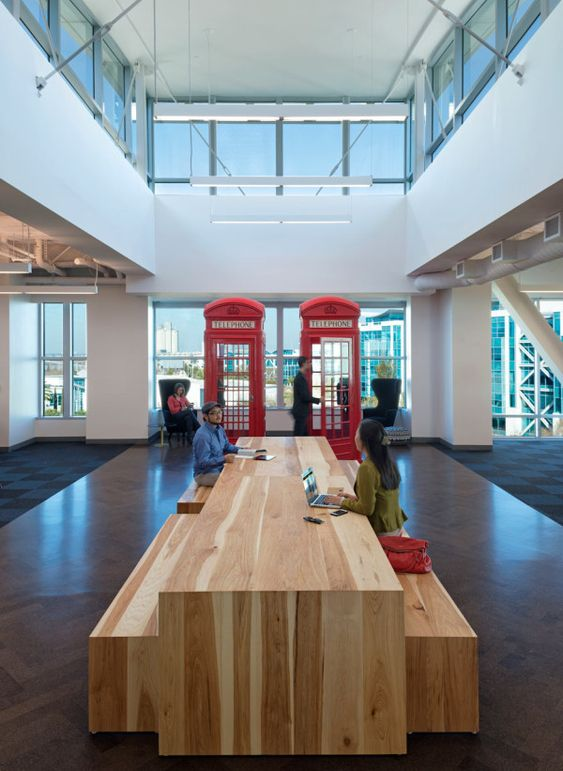 Creative Office Space Office Spaces And Offices On Pinterest