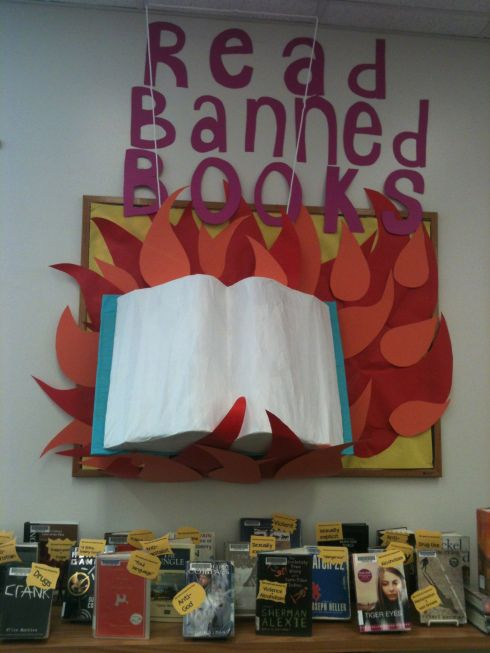 banning of books and knowledge Banned books week - day three - hunger for knowledge.