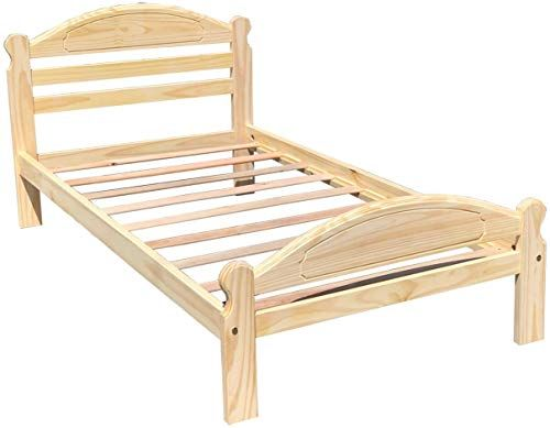 Kids Furniture Colorworks Pine Twin Bed Twin Size Bed Frame
