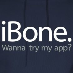 iBone - Wanna Try My App? - iSpoof