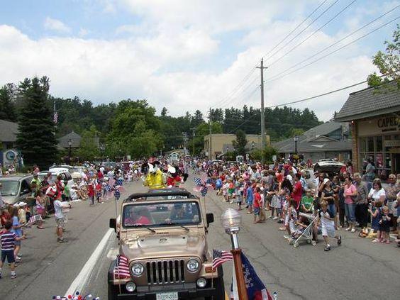 july 4th parade nc