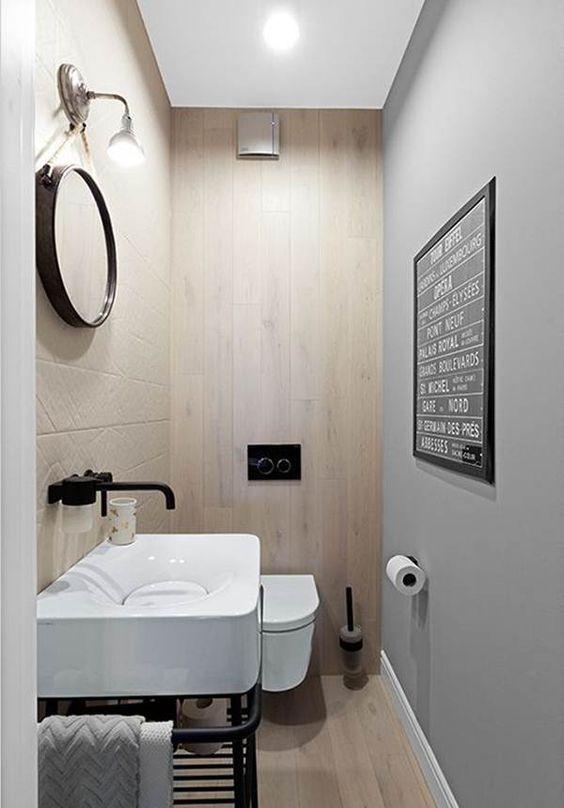 10x Toilet Inspiratie Leuke Ideeen Trends En Tips Inrichting Huis Com Design Badkamer Eclectische Badkamer Badkamer Verbouwen