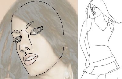 How to Trace/Draw People from Photo with Illustrator   Adobe Illustrator