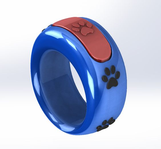 Need this clicker ring for next pup