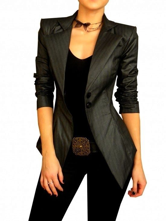 MODE THE WORLD: Black Ladies Tamara Jacket | Women clothes ...