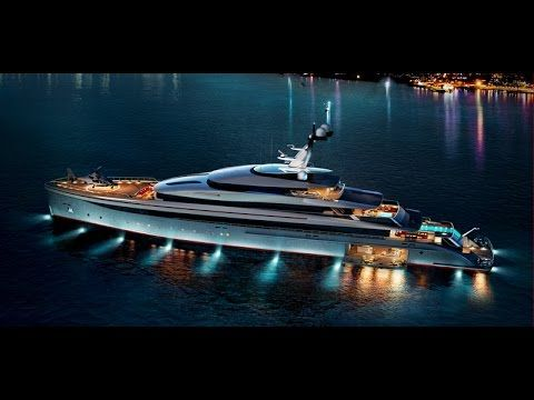 Oceanco Mega Yacht For Sale Luxury