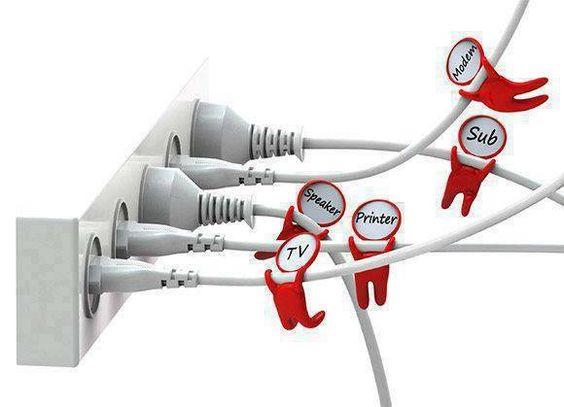 Plug labels