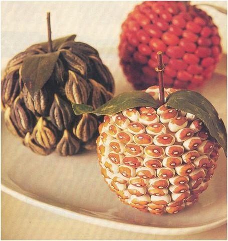 anualidades para la cocina, con semillas - Buscar con Google: