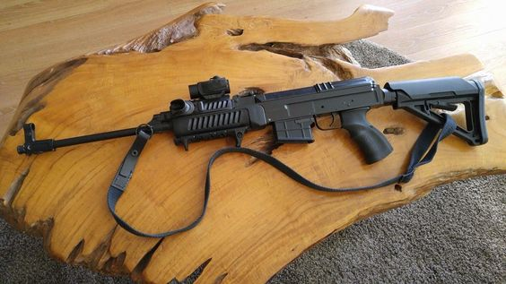 CSA VZ 58 Tele Stock Synthetic Rifle 223 Rem Non-Restricted ...