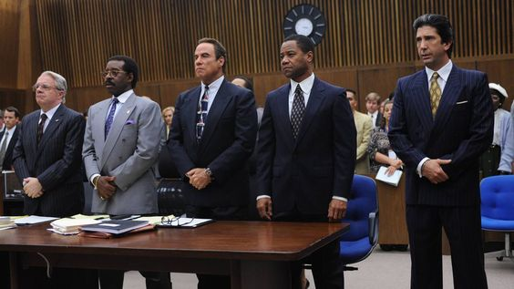 American Crime Story: The People vs O.J Simpson, el dream team