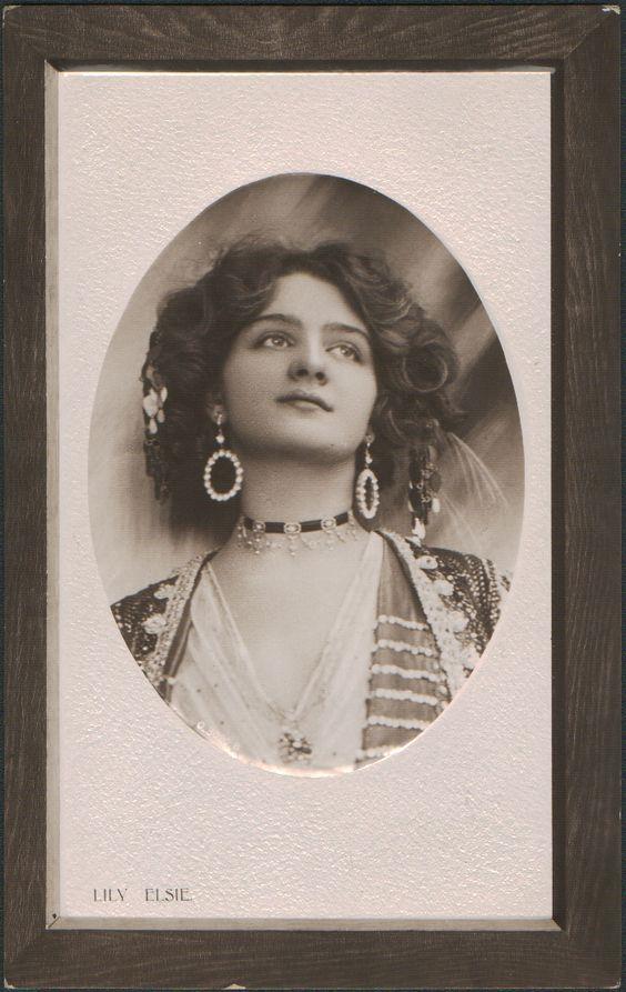 Lily Elsie (Rotary O.3020.B)