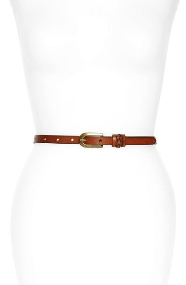 Treasure&Bond Studded Leather Belt available at #Nordstrom