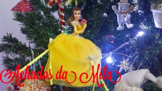 Achados da Mila: Enfeites de Natal - decor