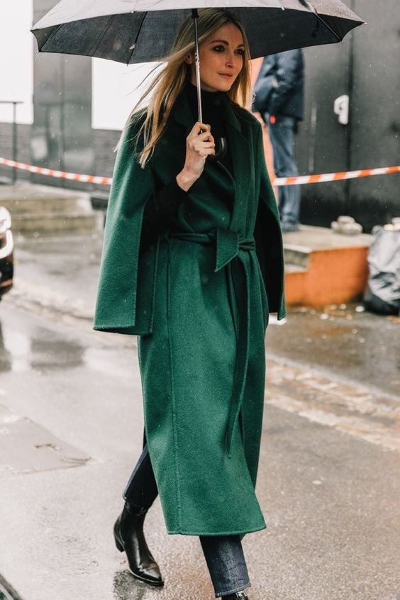 Какого цвета пальто будут носить все модницы в 2020 году | Новости моды