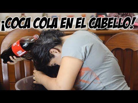 Coca Cola Para El Cabello Para Que Sirve Dile Adios A Tus Canas Y A Los Tintes Para Canas Pues Con Esta