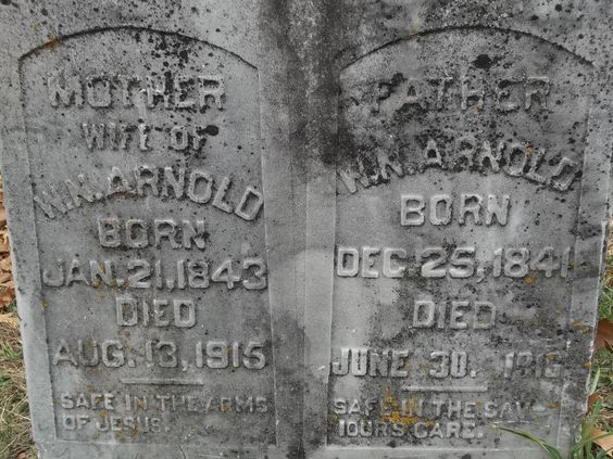 Martha Newberry Arnold (1843 - 1915) - Find A Grave Photos