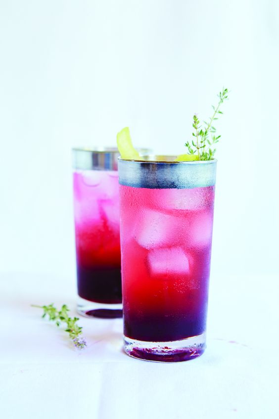 How to make a shrub aka summer in a bottle summer the for Cocktail 102